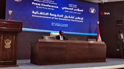 - Sudan'da geçici hükümet kuruldu