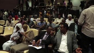 Sudan'da yeni hükümet kuruldu - HARTUM
