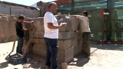 gizemli -  Urartu mirası Ayanis Kalesi'nde gizemli bir oda bulundu