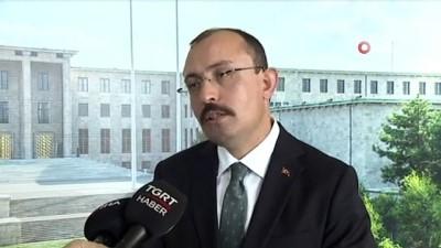 """siyasi partiler -  AK Parti Grup Başkanvekili Mehmet Muş: """"CHP'nin HDP'ye baston, koltuk değneği olmaktan vazgeçmesi lazım"""""""