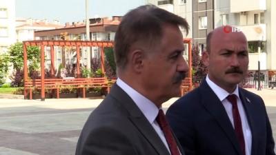 """memur -  Başkan Deveci: """"Belediyenin belediye başkanından sonra en temel birimi zabıta"""""""