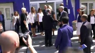sosyal sorumluluk -  Başkan Yavaş'tan UMEM'e ziyaret