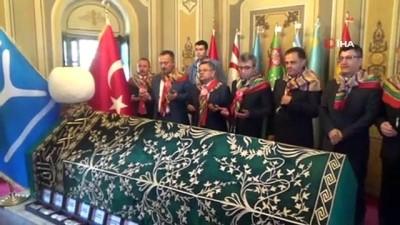 Ertuğrul Gazi'yi Anma ve Yörük Şenlikleri başladı