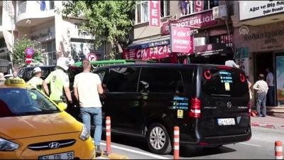 Fatih'te elektrik akımına kapılan kişi hayatını kaybetti - İSTANBUL