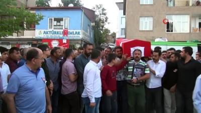 harekat polisi -  Hayatını Kaybeden özel hareket polisi memleketi Ahlat'ta toprağa verildi