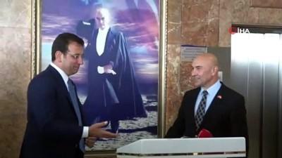 """siyasi partiler -  İmamoğlu: """"Pazar günü herkesi Yenikapı için bilgilendireceğiz"""""""