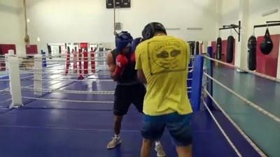 Milli boksörler yumruklarıyla dünyayı sallamak istiyor - KASTAMONU