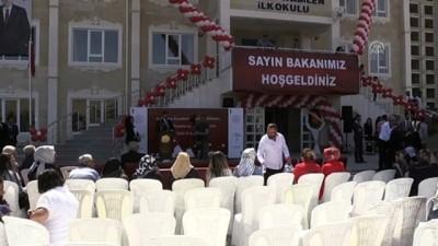 Milli Eğitim Bakanı Ziya Selçuk - 'Nevşehir'de Okullar Pırıl ile Açılıyor' (1)