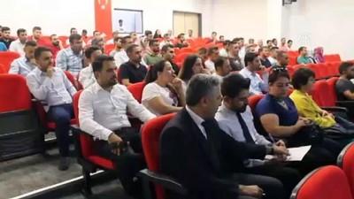 Silopi'de 2019-2020 eğitim öğretim yılı toplantısı - ŞIRNAK