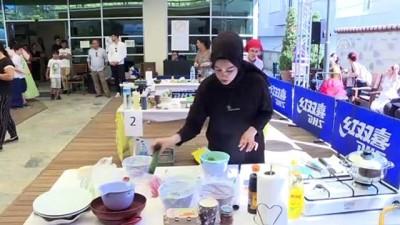 Başkentte Kore yemeği yarışması düzenlendi - ANKARA