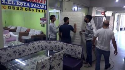 Bingöl'de öğrenciler ikinci el eşyacıları hareketlendirmeye başladı