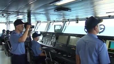 Çanakkale Savaşı'nda batan İngiliz denizaltısı görüntülendi - ÇANAKKALE