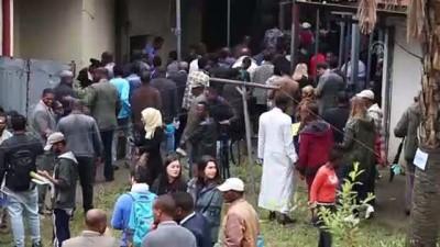 Etiyopya'nın 'işkence üssü' halkın ziyaretine açıldı - ADDİS ABABA