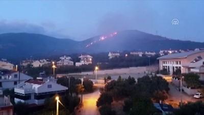makilik alan - Makilik yangını - BALIKESİR
