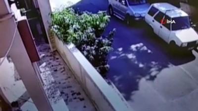 yasam mucadelesi -  Sultanbeyli'de amca çocukları arasında silahlı kavga kamerada