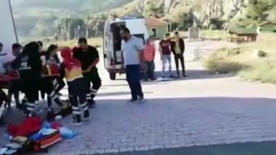 Trafik kazası: 4 yaralı - KONYA