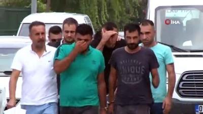 uyusturucuyla mucadele -  Adana'da torbacı operasyonu