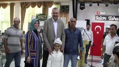 - Karacabey Belediyesi'nden toplu sünnet şöleni