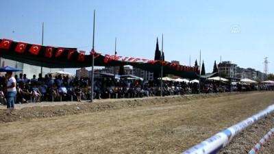Rahvan at yarışları yapıldı - MANİSA