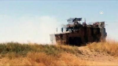yerli uretim - TSK ve ABD Silahlı Kuvvetleri Unsurlarının ilk müşterek kara devriyesi tamamlandı (4) - ŞANLIURFA