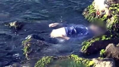 sudan -  Avcılar'da sahilde erkek cesedi bulundu