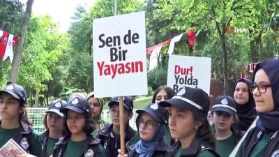 Başkan Aydıner, gönüllü zabıta ekibiyle denetime çıktı
