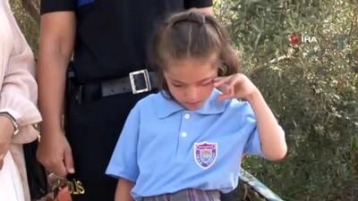 makam araci -  Emniyet müdürü, okula başlayan şehit kızını makam aracıyla götürdü