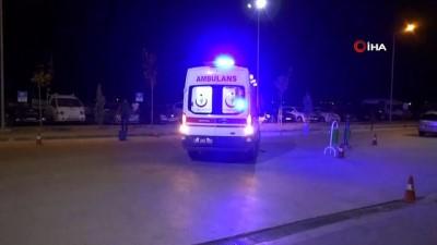 polis memuru -  Polisi yumruklayıp kendini kesen şüpheli tutuklandı