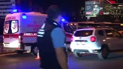 Şirinevler'de zincirleme kaza: 1 ölü, 3 yaralı