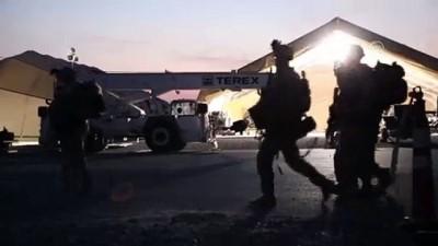 ABD Bağdat Büyükelçiliğine ek asker gönderdi - WASHINGTON