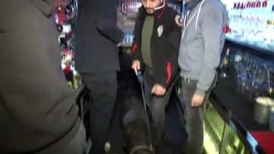 sahte icki -  Başkent'te yılbaşı gecesi uygulama: 250 gram uyuşturucu ve 15,5 litre sahte içki yakalandı