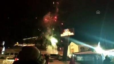 Cıbıltepe'de yeni yıl coşkusu - KARS