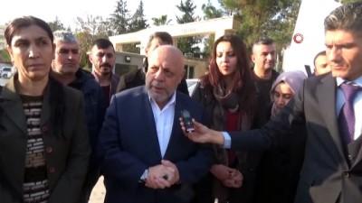 yerel secimler -  HAK-İŞ Genel Başkanı Arslan'dan Silopi Belediyesince işten çıkarılan işçilere destek