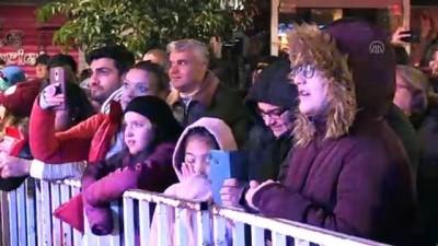 Trakya'da yeni yıl coşkusu - EDİRNE/TEKİRDAĞ