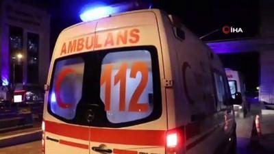 Burdur' da trafik kazası: 5 yaralı