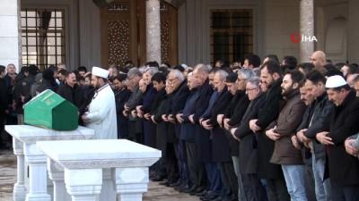 sehit -  Cumhurbaşkanı Erdoğan Azize Acar'ın cenazesine katıldı