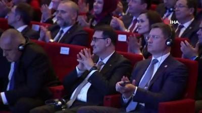 dogalgaz hatti -  Cumhurbaşkanı Erdoğan: 'Körfez bölgesinin vesayet savaşlarının sahnesi haline gelmesini istemiyoruz'