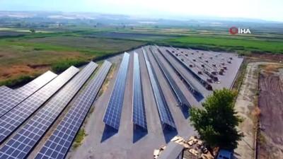 DESKİ güneşten yılda 2 milyon kWh enerji üretecek
