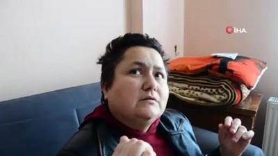 Eşinin, 'ceset torbasıyla çıkacaksın bu evden' diye tehdit ettiği talihsiz kadın yardım bekliyor