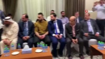- Filistinli vaiz, Kuveyt'te yaptığı konuşma sırasında hayatını kaybetti