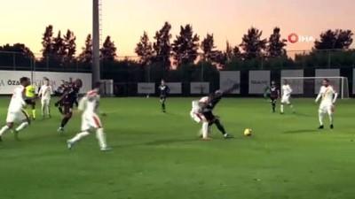 Hazırlık maçı: Alanyaspor: 1 - Göztepe: 0