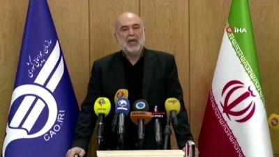 """- İran Sivil Havacılık Kurumu Başkanı: 'Uçak kesinlikle füzeyle düşmedi"""""""