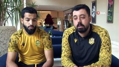 Issam Chebake: 'Sergen Yalçın'a karşı oynamak isterdim'