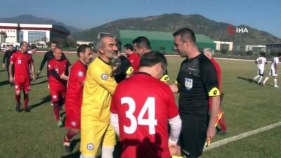 TBMM Futbol Takımı Down Sendrom'lu çocuklar için sahaya çıktı