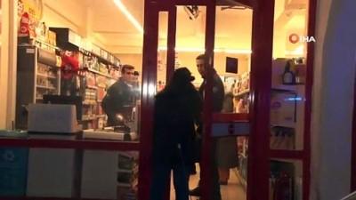 ozel harekat polisleri -  Ümraniye'de silahlı market soygunu