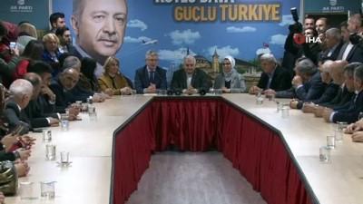 """AK Parti Milletvekili Binali Yıldırım: """"Yerel seçimlerden sonra bazılarının ayakları yerden kesildi"""""""