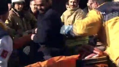 Başakşehir'de PİK Dökümcüler Sanayi Sitesi'nde kazan patlaması: 1'i ağır 3 yaralı