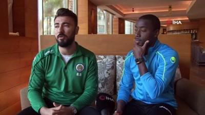 """Djalma Campos: """"Yabancı futbolcu olunca kalite fazla oluyor"""""""
