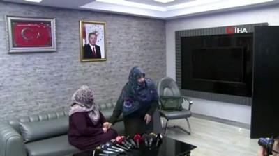 guvenlik gucleri -  PKK'dan kaçarak ailesine kavuşmuştu, adli kontrolle serbest bırakıldı