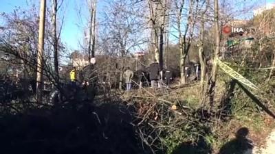 Yaşlı adamın cesedi komşusunun bahçesinde bulundu